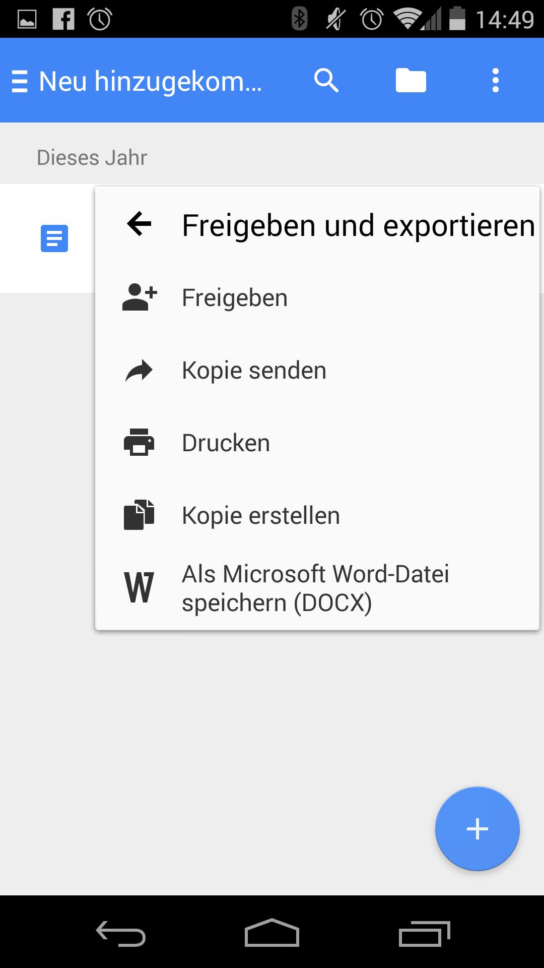 Google Drive, Docs, Sheets & Slides: Updates für Office-Apps ...