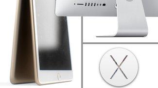 Apple Event am 16.10.2014: Neue iPads, iMacs…was dürfen wir erwarten? (Update)