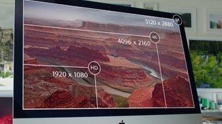 iMac mit Retina 5K Display: Zum Teil schneller als Mac Pro