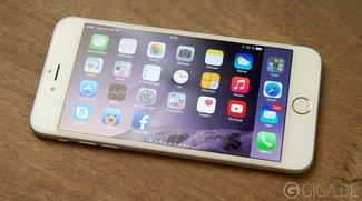iPhone 6 Plus im Langzeittest: Teil 4 – iOS 8