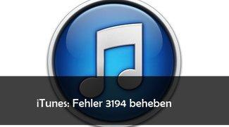 iTunes: Fehler 3194 beheben: so geht's unter Windows 7 und 8