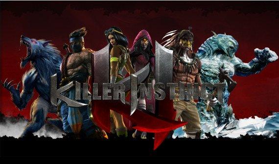 Killer Instinct Roster: Alle Charaktere in unserer Bilderstrecke
