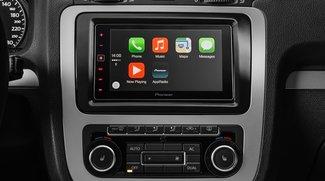 Günstigste Nachrüstmöglichkeit für CarPlay vorgestellt: Pioneer SPH-DA120