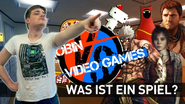 Robin VS Video Games: Was ist ein Videospiel?