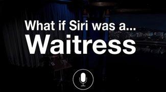 Humor: Siri als Servicekraft in der Gastronomie (Video)