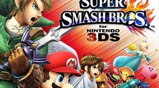 Super Smash Bros. 3DS Test: SHULK SMASH!!