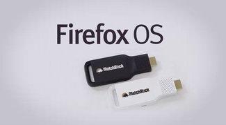 Matchstick: TV-Stick mit Firefox OS stürmt Kickstarter