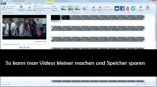 Video kleiner machen für WhatsApp, YouTube und Co.