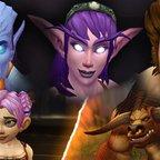 WoW - Warlords of Draenor: Die neuen Charaktermodelle