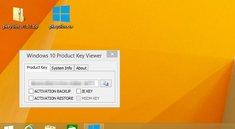 Windows 8: Key auslesen – so geht's