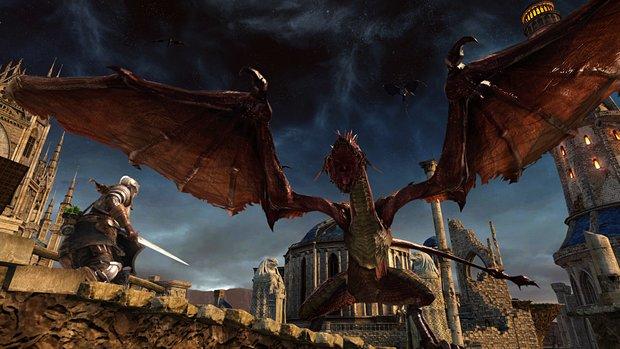 Dark Souls 2 - Scholar of the First Sin: Ankündigungs-Trailer erschienen