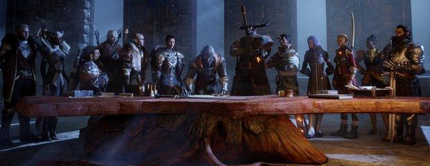 Dragon Age: Webportal Inquisition HQ gestartet