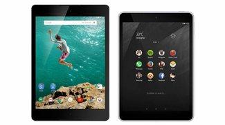 Nexus 9 vs. Nokia N1: Technische Daten im Vergleich