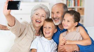 Die besten Handys für Senioren im Überblick