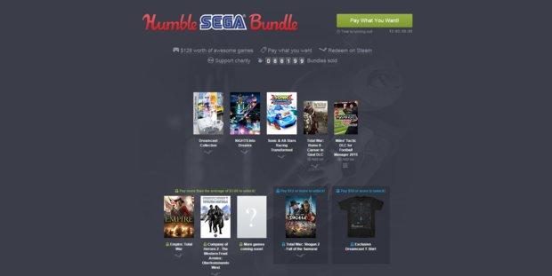 Humble Bundle: Total War-Spiele im SEGA-Sale