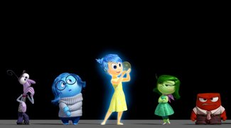 Inside Out: Alle Clips & Poster zu den Charakteren!