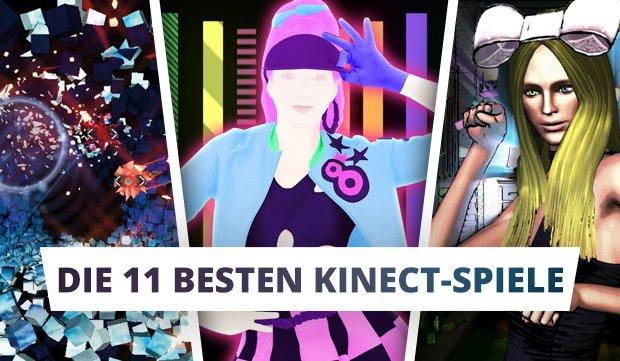 Von wegen Couch-Potato: Die 11 besten Kinect-Spiele