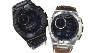 HP MB Chronowing: Luxus-Smartwatch mit Monochrom-Display vorgestellt