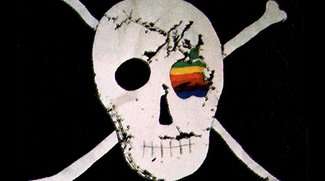 Macintosh-Flagge: Susan Kare bietet Reproduktionen an