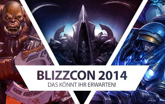 BlizzCon 2014: Das könnt ihr von Blizzards Spielen erwarten