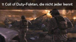Call Of Duty: Fakten, Easter Eggs und Geheimnisse aus 11 Jahren CoD