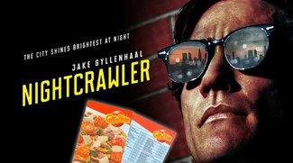 Pizza-Gutscheine & Filmplakat zum Start von NIGHTCRAWLER