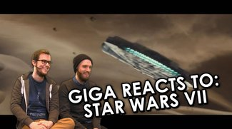 GIGA reacts to... Star Wars 7 Trailer!
