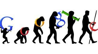 Die Evolution der Google-Suche: Viel hat sich getan (Infografik)