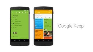 Google Notizen/Keep: Update ermöglicht Teilen und gemeinsames Bearbeiten von Listen [APK-Download]