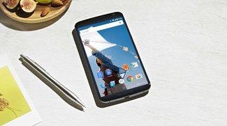 Nexus 6 besitzt mehrfarbige Benachrichtigungs-LED