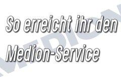 Medion-Service – so erreicht...