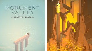 Monument Valley: Forgotten Shores-Erweiterung jetzt für Android verfügbar