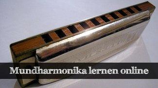 Mundharmonika lernen - die besten Online-Kurse