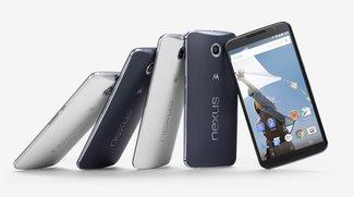 Nexus 6 wird in den USA vereinzelt mit Android 4.4 KitKat ausgeliefert