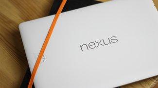 Nexus 9: Leicht überarbeitete Version des Google-Tablets gesichtet