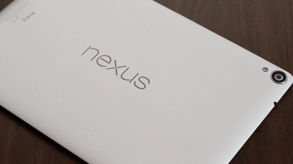 Nexus 9: Das Lollipop-Flaggschiff im Unboxing und Hands-On-Video Bild