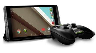 "NVIDIA Shield Tablet-Neuigkeiten: Android 5.0 Lollipop-Update ab 18.11., Game-Streaming-Dienst ""GRID"", Half-Life 2 Episode 1"