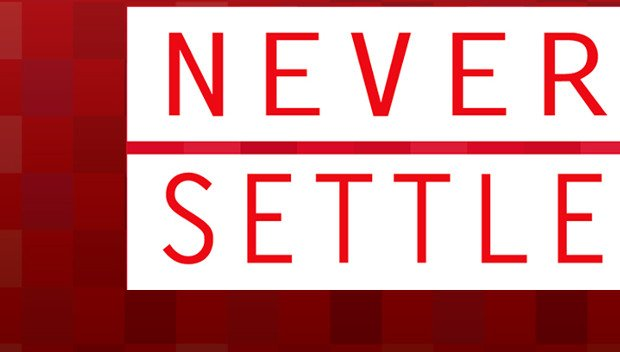 oneplus one-never settle