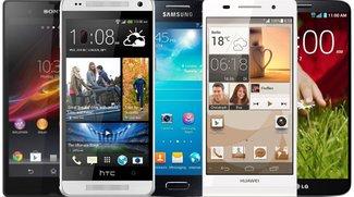 Günstige Handys ohne Vertrag: Top-6 Smartphones - Budget bis Mittelklasse