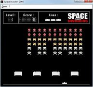 Space Invaders 2005