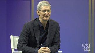 Apple Watch, Apple Pay und iPhone: Tim Cook im Interview - Video