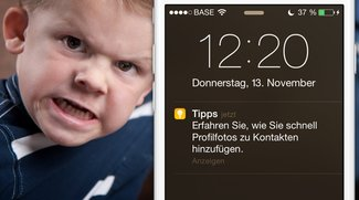 iOS 8: Tipps App deaktivieren (Mini-Tipp)