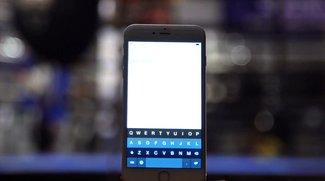 On-Screen-Tastatur Fleksy bricht Weltrekord erneut