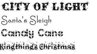 Weihnachtsschrift