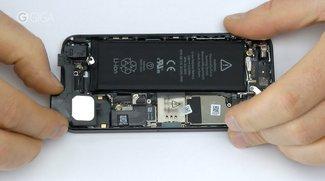 iPhone 5: Ladebuchse, USB, Lightning Anschluss wechseln