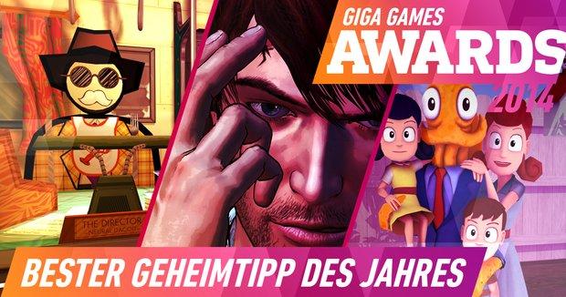 GIGA GAMES Awards 2014: Bester Geheimtipp des Jahres