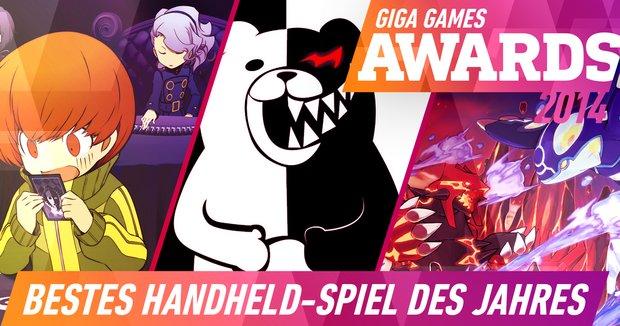GIGA GAMES Awards 2014: Bestes Handheld-Spiel des Jahres