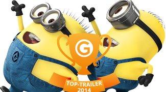 Die Top 10 der besten Trailer 2014