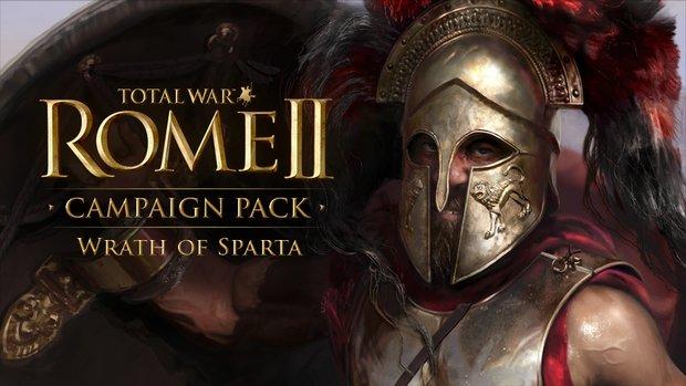Total War - Rome 2: Wrath of Sparta angekündigt