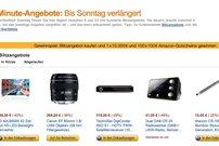 Amazon Last Minute Deals: Die besten Technik-Schnäppchen am Samstag – mit Galaxy Note 3, HTC One (M8) und mehr [Deals]